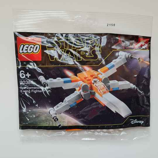 LEGO® STAR WARS Poe Damerons X-wing Fighter