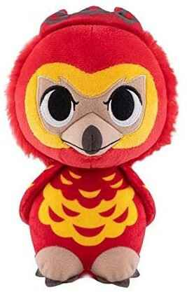 Pluche: Fawkes