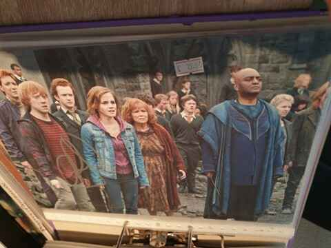 Signed Autographic: Chris Rankin - Percy Weasley