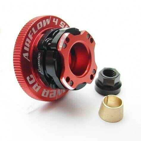 Answer-RC Airflow 4 Shoe 34mm Flywheel Set with Shoes and Springs