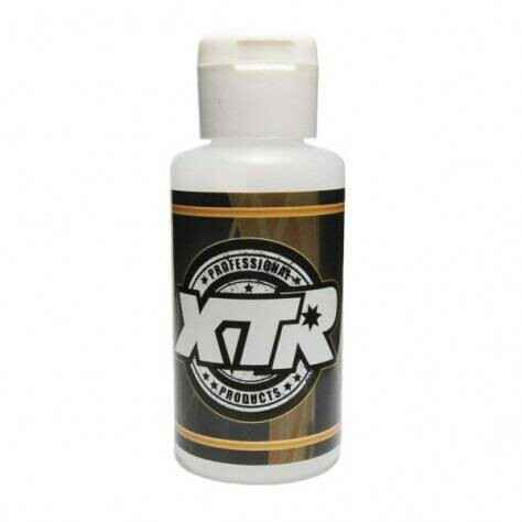 XTR 100% Pure Silicone Shock Oil 500cst (40wt) 80ml