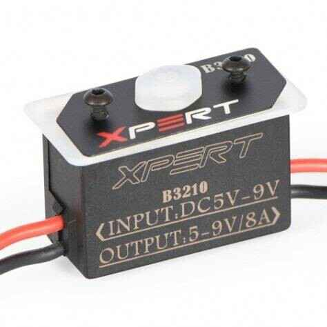 Xpert Electronic Power Switch Nimh, LiFe, LiPO compatible v2