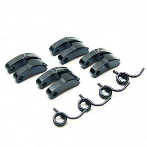 Answer-RC 4 Shoe Alloy clutch shoes with 3 X Springs