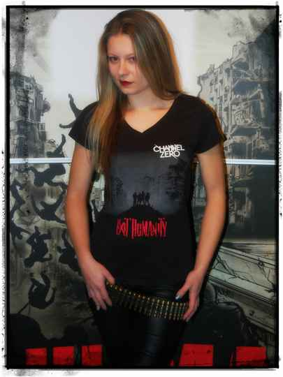 CHANNEL ZERO GIRLIE T-SHIRTS