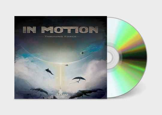 IN MOTION Thriving force CD