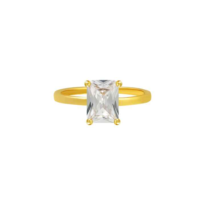Ring Ines Gold