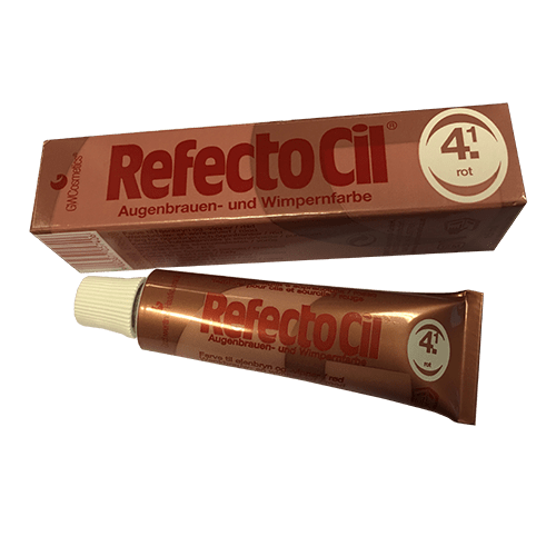 Refectocil Wimperverf Nr. 4.1 Rood