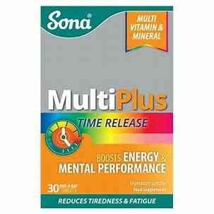 Sona MultiPlus Time Release tablets