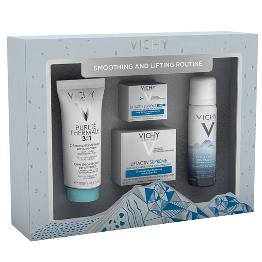 Vichy Smoothing and Lifting Routine