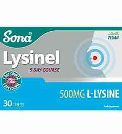 Sona Lysinel 5 Day Course