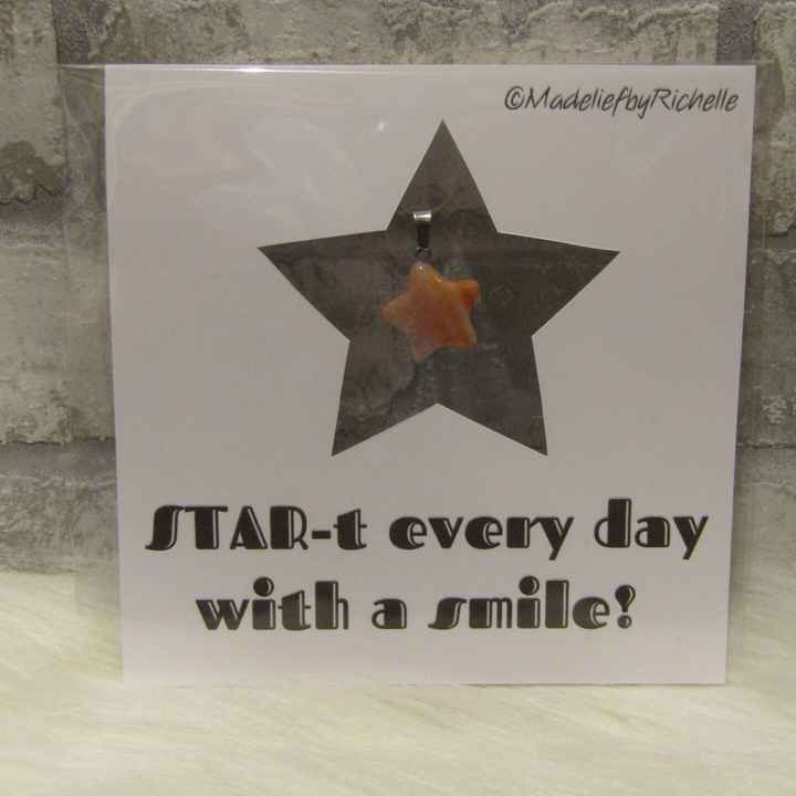 Kaart Start every day with a smile