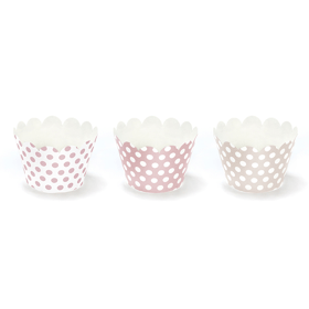 Cupcake wrappers - Stip