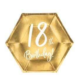 Bordjes - 18th Birthday