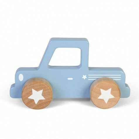 Little Dutch houten pick-up | Houten speelgoed