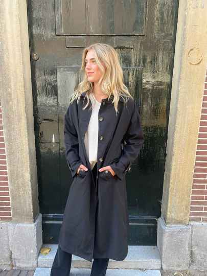 NEW COLLECTION CALIFORNIA LONG COAT
