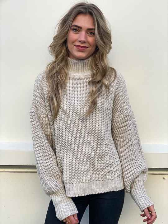 JUMELLE PERFECT BASIC KNITTED SWEATER 2068