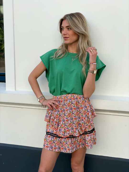 AMBIKA SKIRT MEAD FLORAL 1109