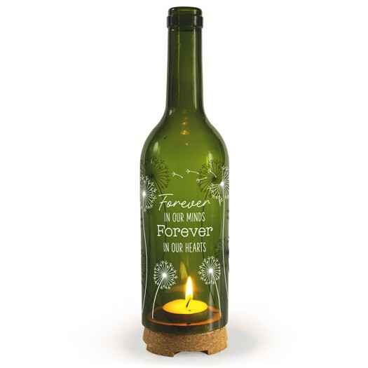 Wine Candle - Forever