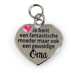 Charms for you - geweldige oma