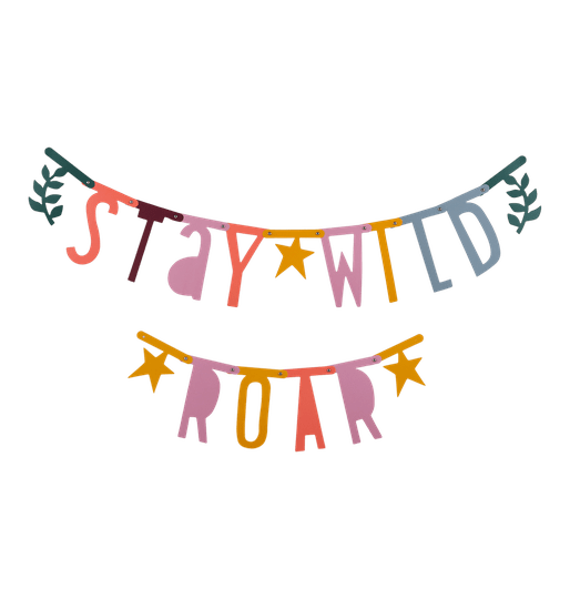 Letterbanner: Boho Chic | A Little Lovely Company