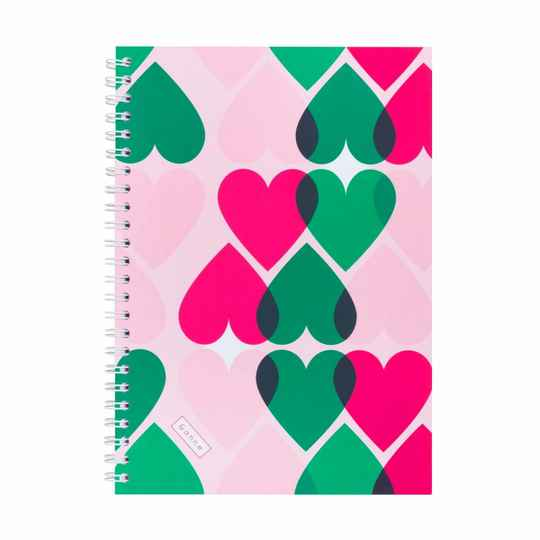 Notitieboek: Hearts | &anne