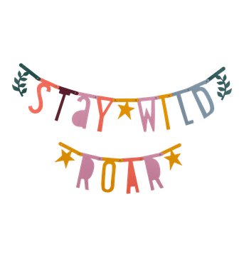 Letterbanner: Boho Chic   A Little Lovely Company