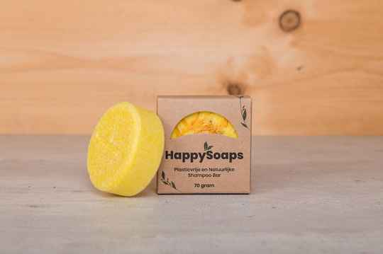 Chamonile Down & Carry On Shampoobar | Happy Soaps