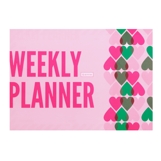 Weekplanner | &anne