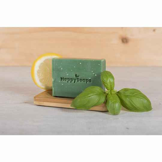 Citroen en Basilicum Body Bar | Happy Soaps