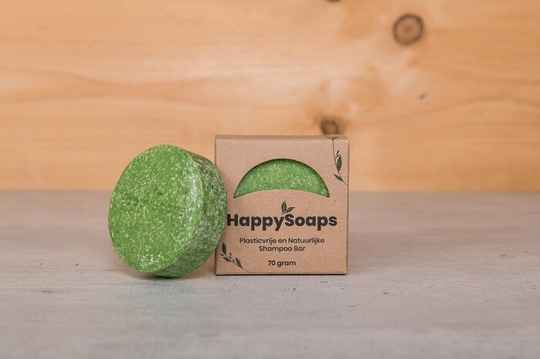 Aloë You Vera Much Shampoobar | Happy Soaps