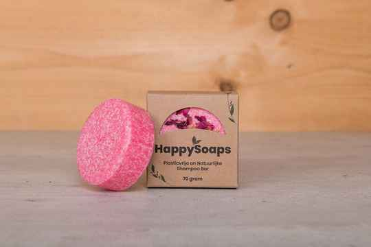 La Vie en Rose Shampoobar | Happy Soaps