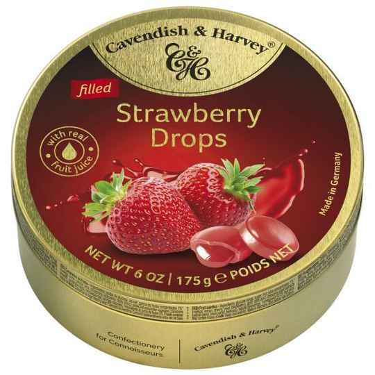 Cavendish & Harvey   STRAWBERRY DROPS