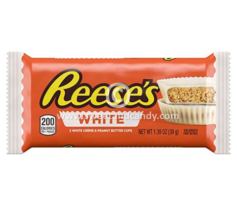 Reese's 2 White Peanut Butter Cups 39 gr