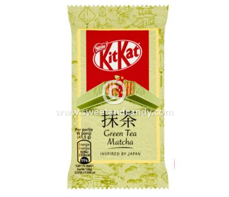 Kit Kat Green Tea Matcha 41,5 gr