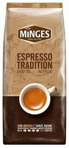 Minges Espresso Tradition Bohnen 1kg