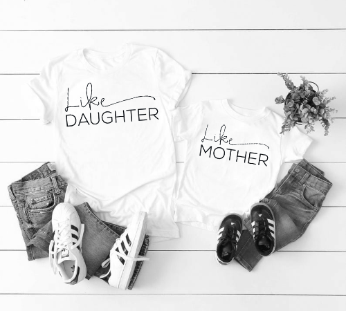 like mother/daughter