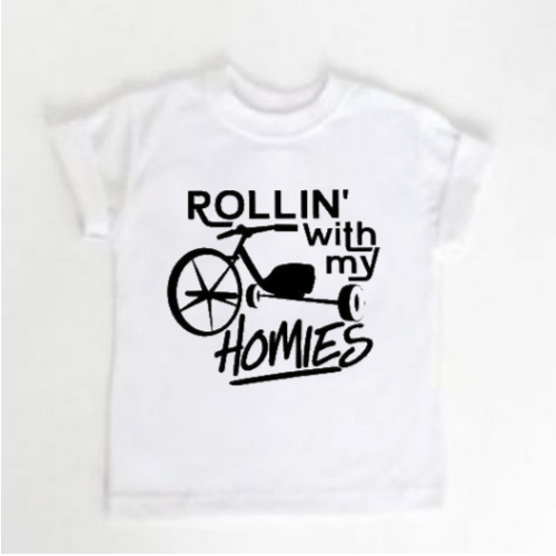 rollin with my homies