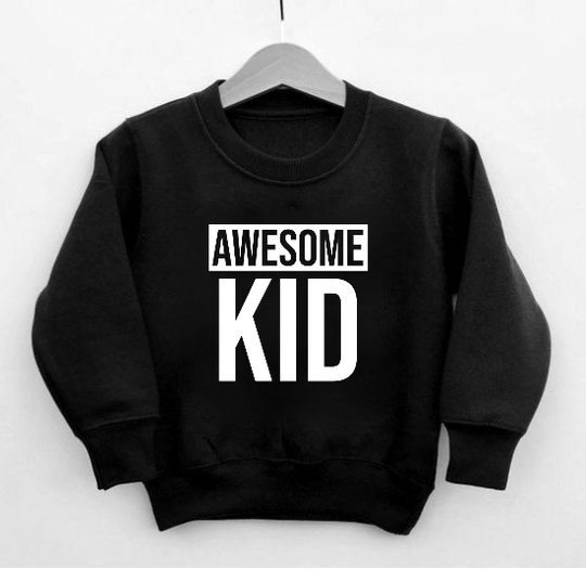 awesome kid