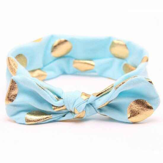 haarband gold blue