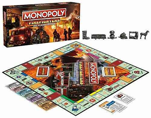 Monopoly Firefighter 3RD Alarm Edition