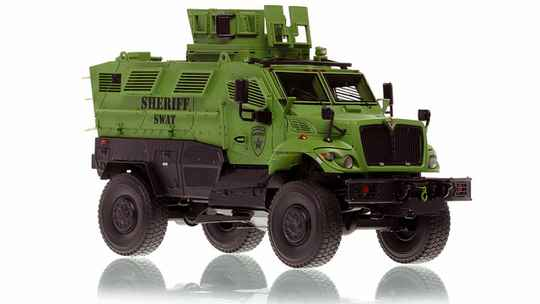 Fire Replicas - NYPD - MPV Sheriff SWAT Limited Edition
