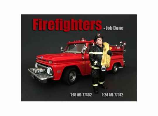 Fire Fighter *Job Done* 1/24