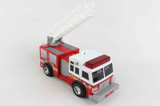 FDNY - Motorized Ladder Truck with Lights and Sounds