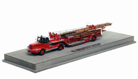 Fire Replicas - Chicago Fire Department - 1954 FWD Tractor-Drawn Aerial - H&L Company 8
