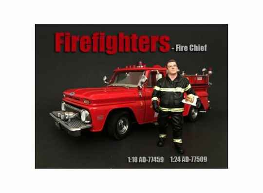 Fire Fighter *Chief* 1/24