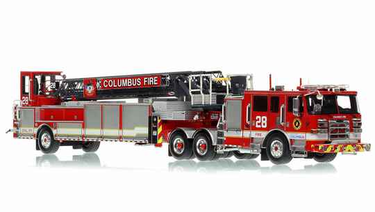"""Fire Replicas - Columbus Division of Fire - Ladder 28 """"The Guarians"""""""