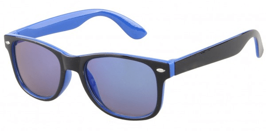 KIDS Zonnebril Holiday Vibes - Blauw