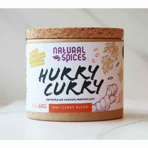 Natural Spices hurry curry