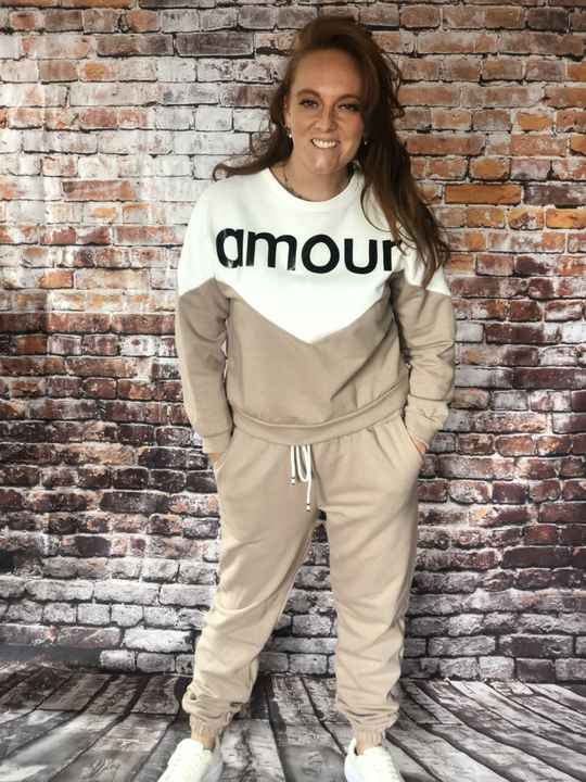 Comfy amour beige