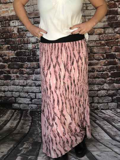 Plisse'rok Pink Feather